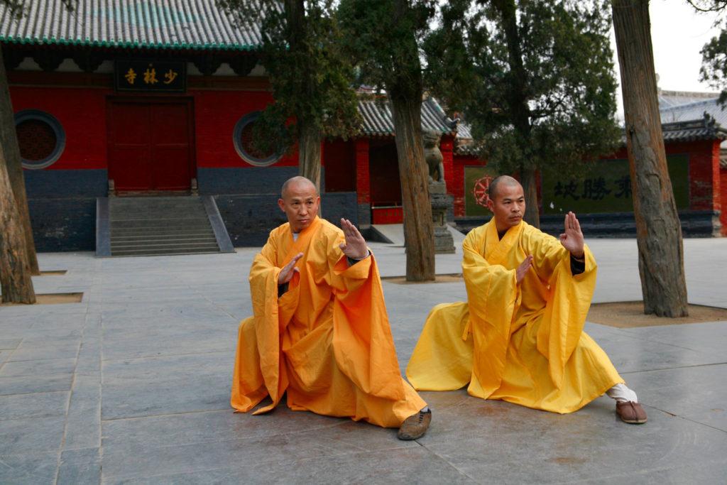 Shaolin exercise