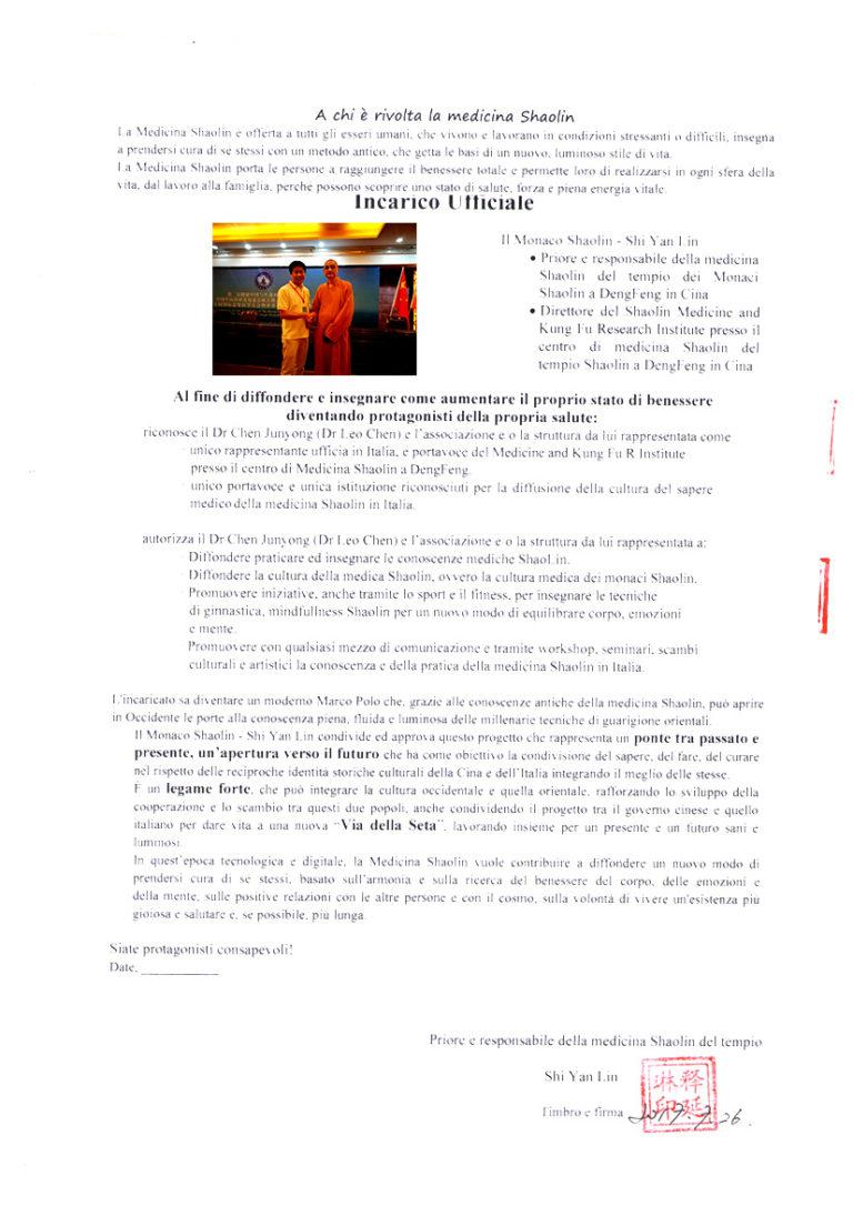 incarico ufficiale dr Chen pagina 3